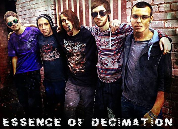Essence Of Decimation Tour Dates