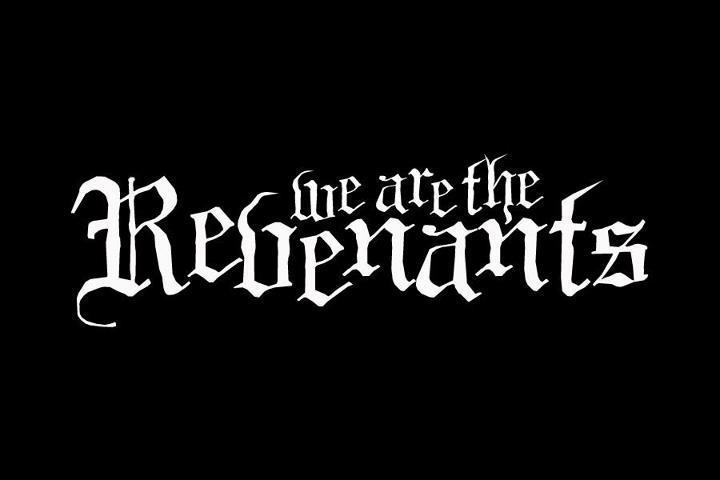 We Are The Revenants Tour Dates
