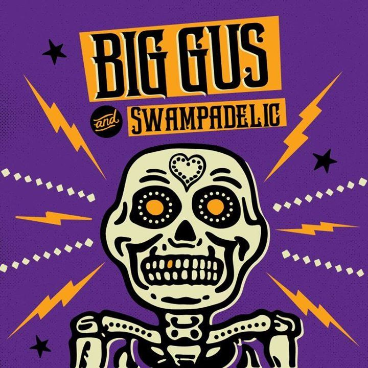 Big Gus and Swampadelic Tour Dates