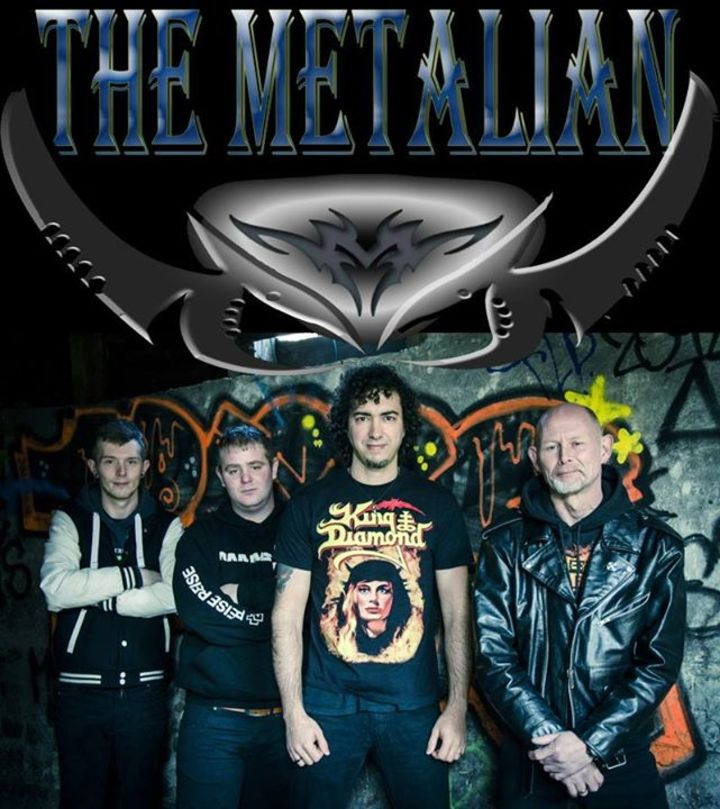 TheMetalian Tour Dates