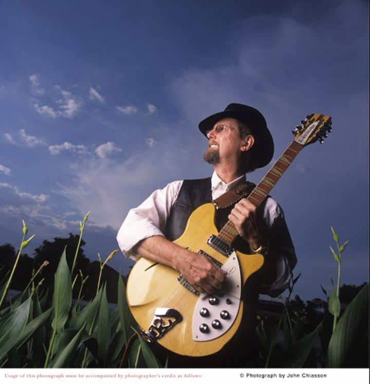 Roger McGuinn @ Memorial Opera House - Valparaiso, IN