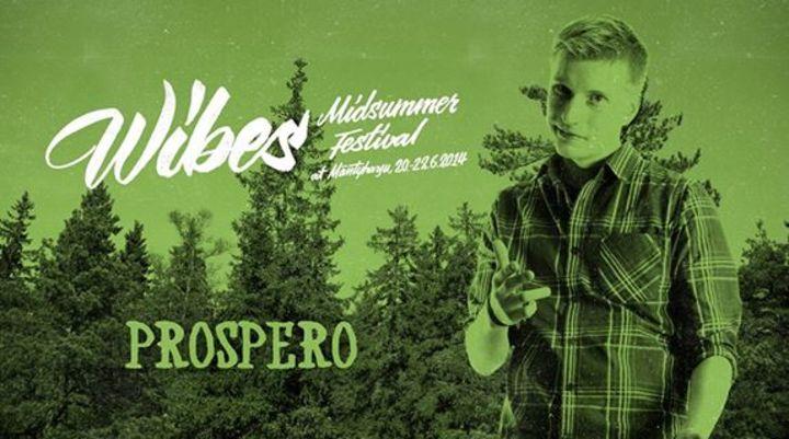 Prospero Tour Dates