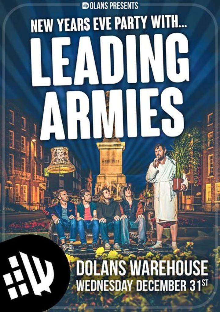 Leading Armies Tour Dates