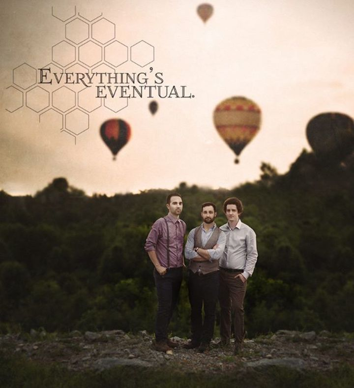 Everything's Eventual Tour Dates