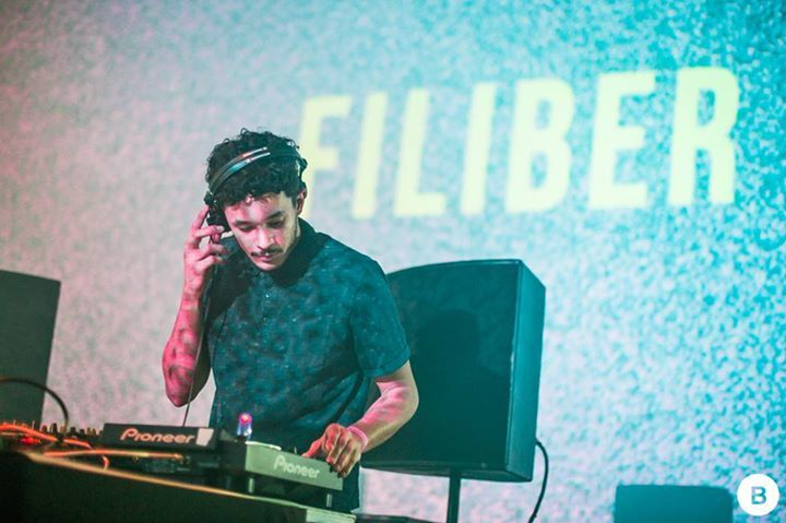 Filiber Tour Dates