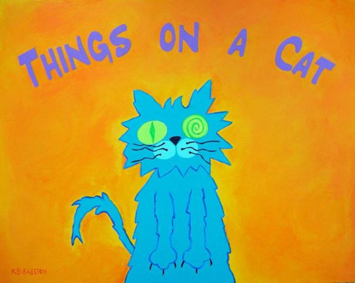 Things On A Cat Tour Dates