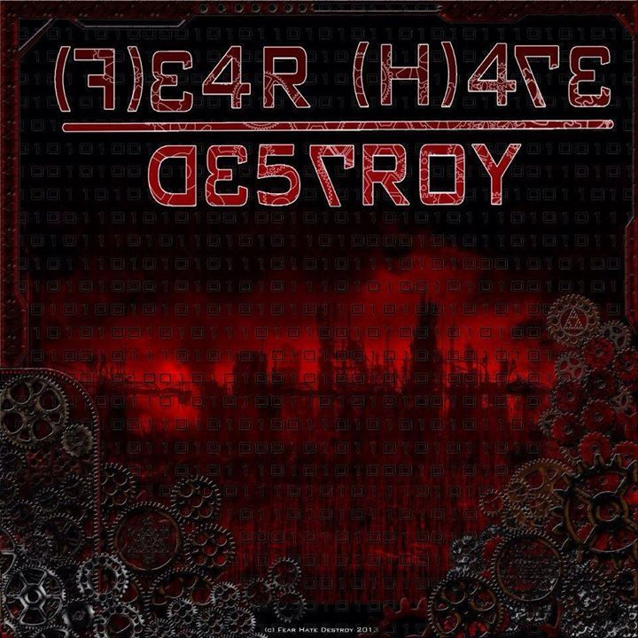Fear Hate Destroy Tour Dates