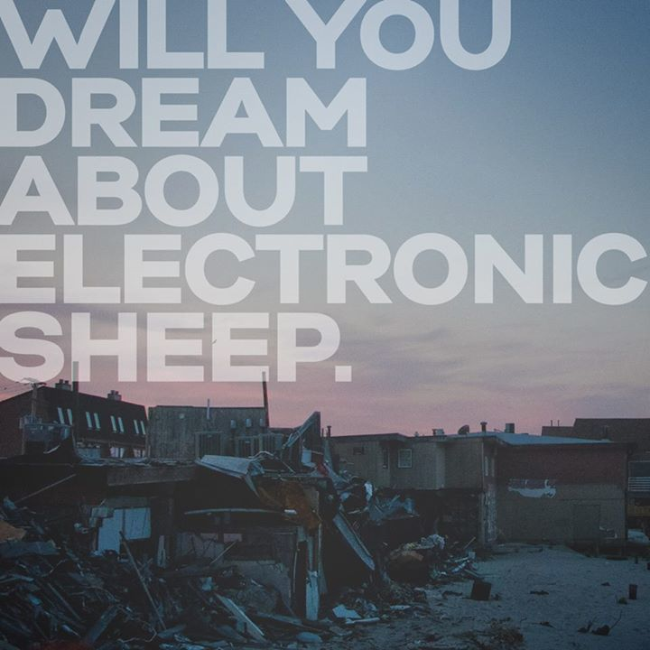 Will You Dream About Electronic Sheep Tour Dates
