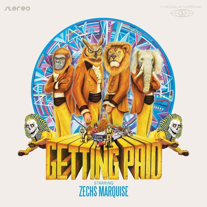 Zechs Marquise Tour Dates