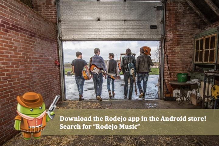 Rodejo Tour Dates