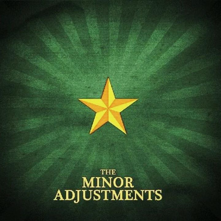 The Minor Adjustments Tour Dates