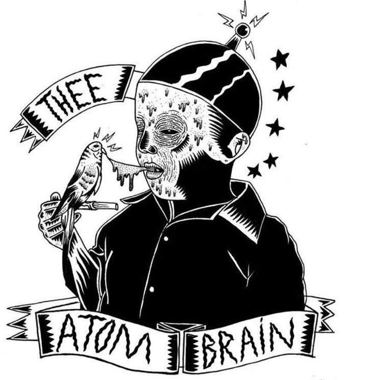 Thee Atom Brain Tour Dates