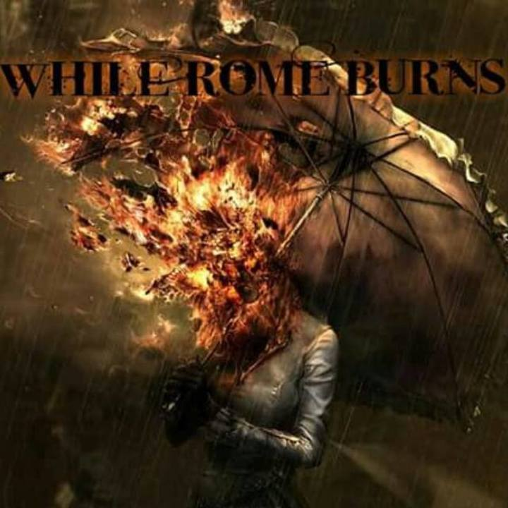 WHILE ROME BURNS Tour Dates