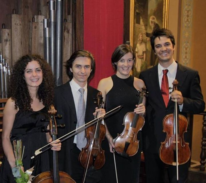 Quarteto Arabesco Tour Dates