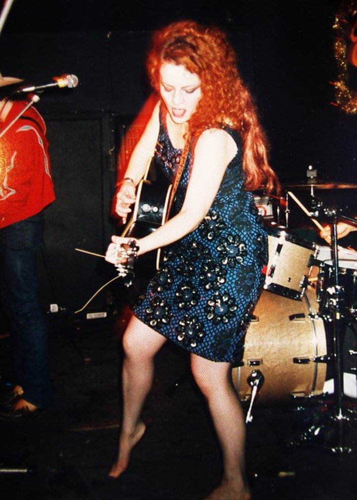 Suzette Lawrence and the Neon Angels Tour Dates