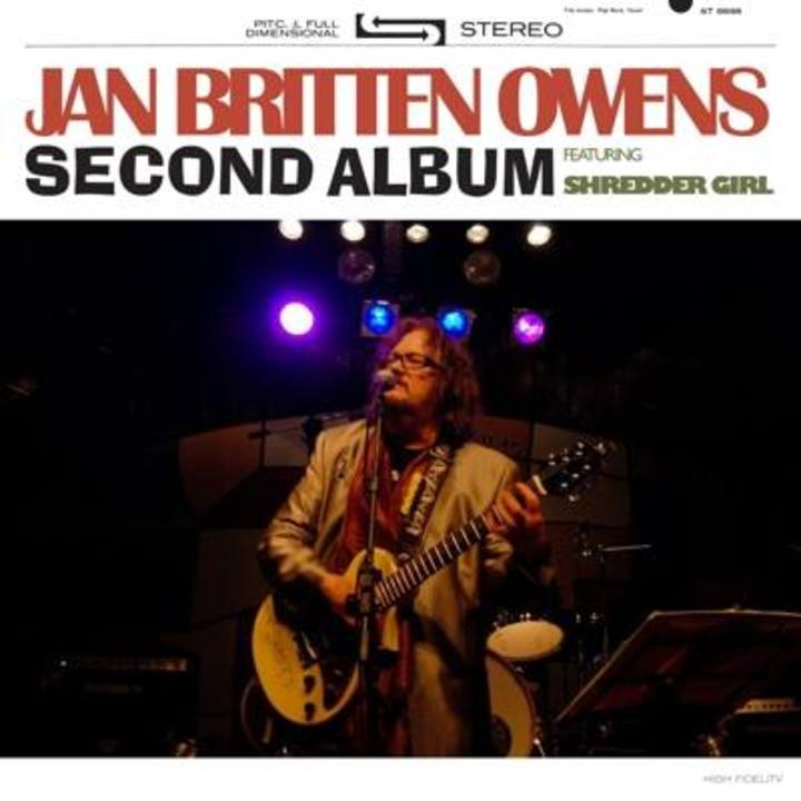 Jan Britten Owen Tour Dates