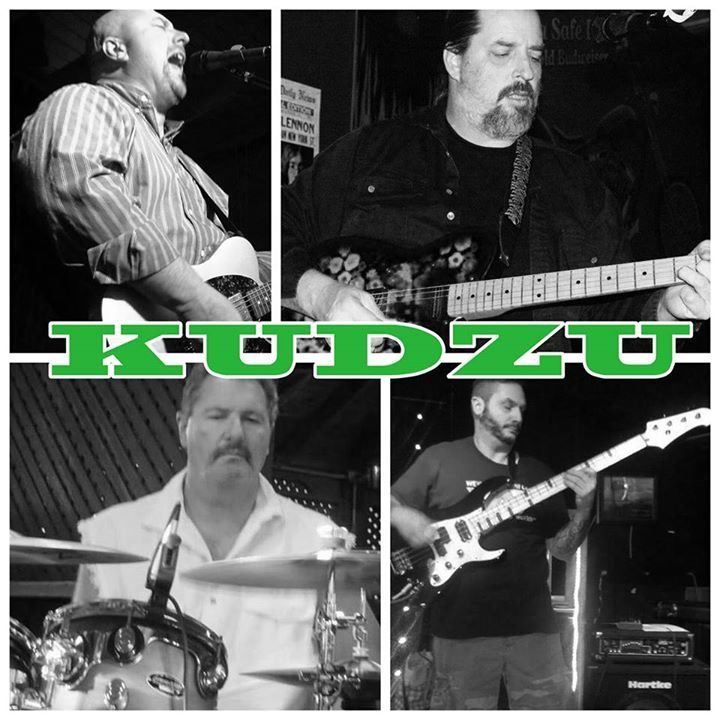 KUDZU, the band @ Ridge Runners - Oak Ridge, TN