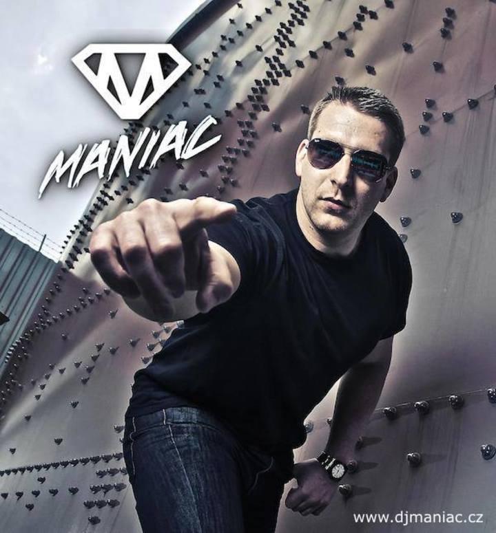 Dj.Maniac CZ Tour Dates