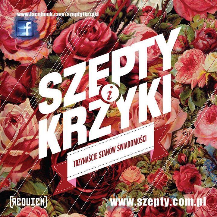 Szepty i Krzyki Tour Dates