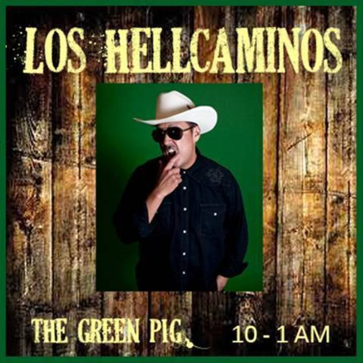Los Hellcaminos Tour Dates