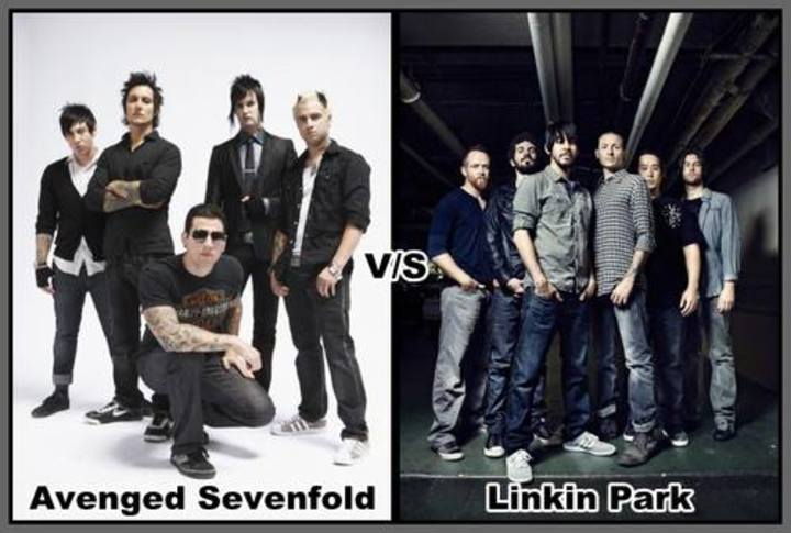 Avenged sevenfold vs linkin park Tour Dates
