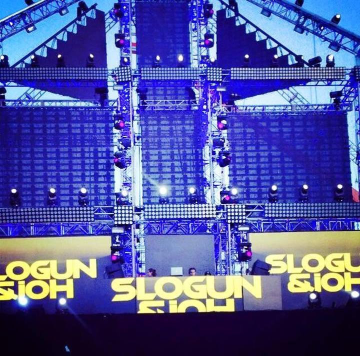 Slogun & iOh Tour Dates