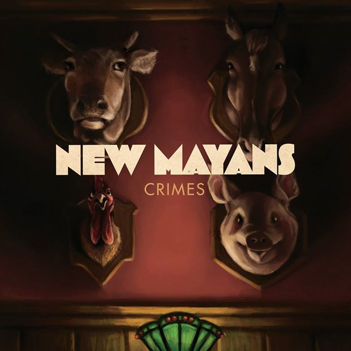 New Mayans Tour Dates