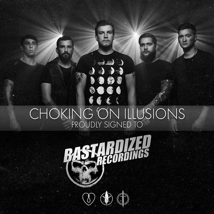 Choking on Illusions Tour Dates