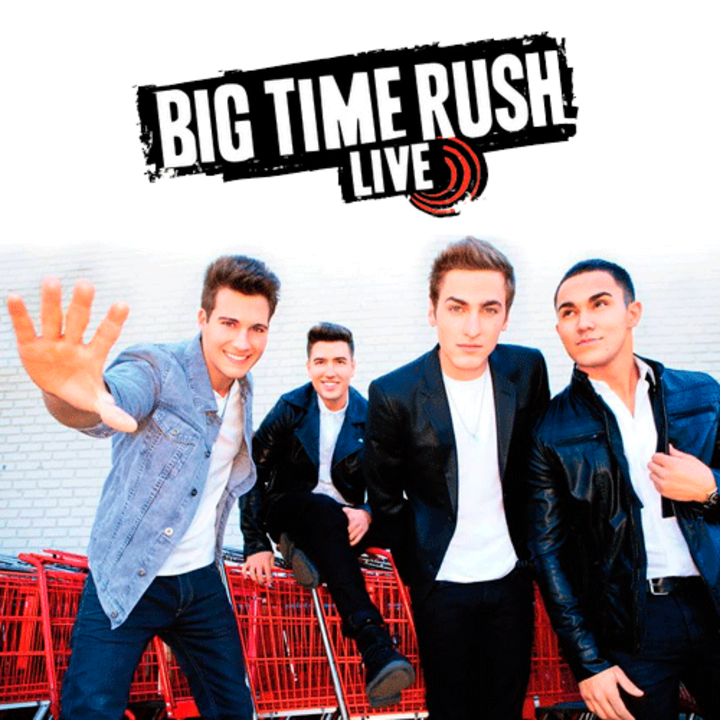 BIG TIME RUSH ES LO MAXIMO Tour Dates