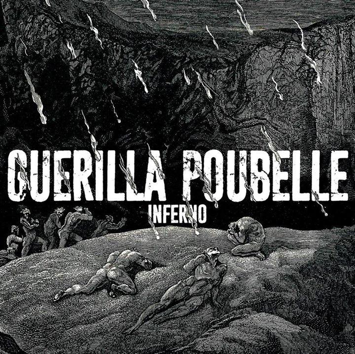 Guerilla Poubelle @ LA SCENE MICHELET - Nantes, France
