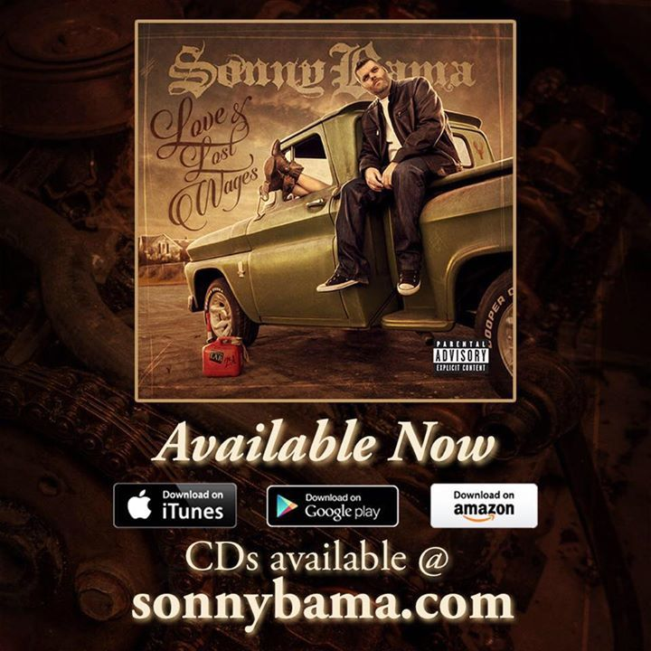 SONNY BAMA Tour Dates