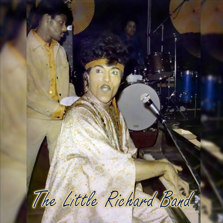 The Little Richard Band Tour Dates