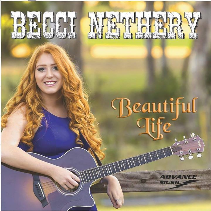 Becci Nethery Tour Dates