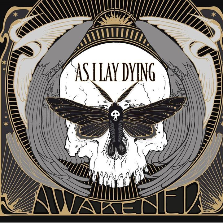 As I Lay Dying @ Klipsch Music Center - Noblesville, IN