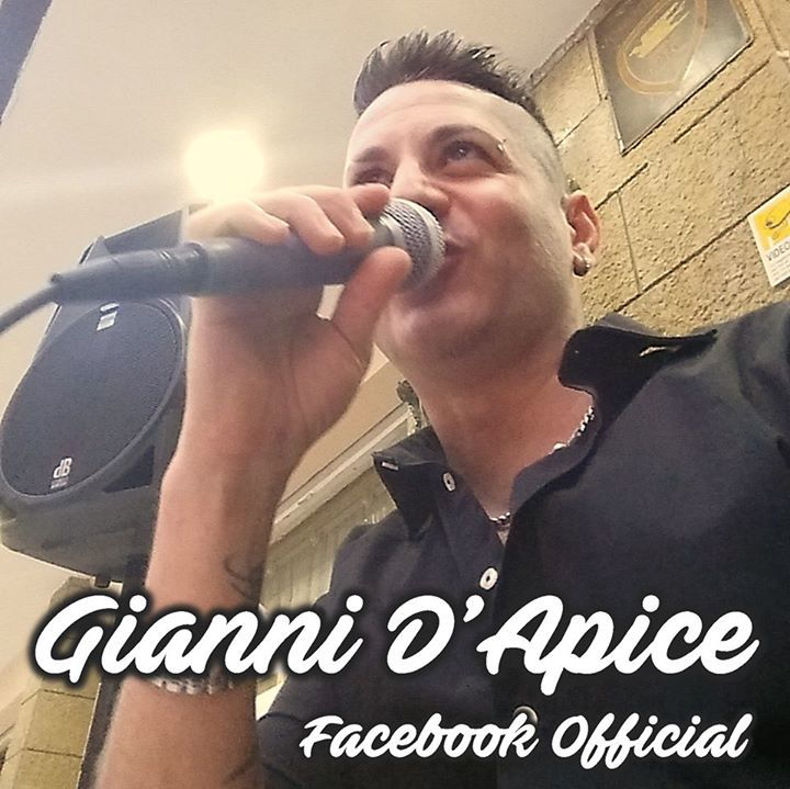 Gianni D'Apice-Off.FanPage- Tour Dates