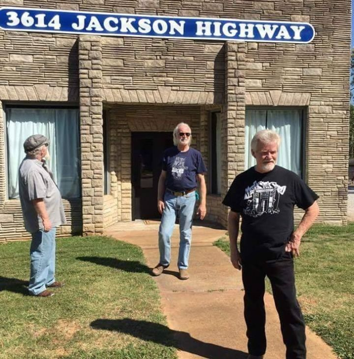 Jackson Highway Tour Dates