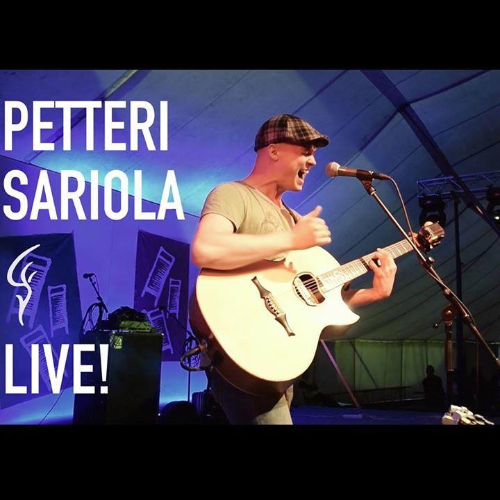 Petteri Sariola Tour Dates