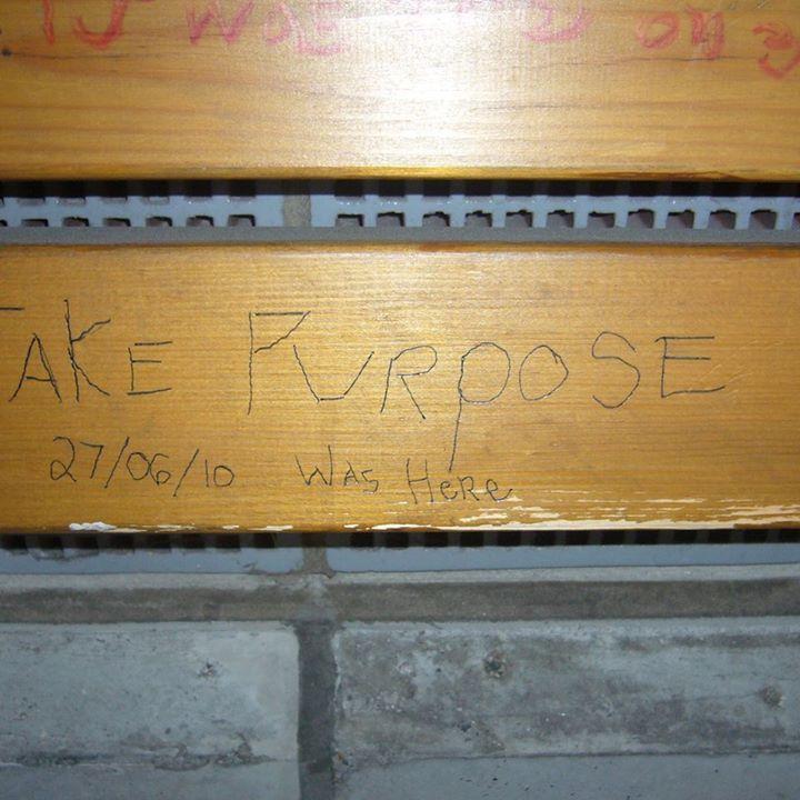 Fake Purpose Tour Dates