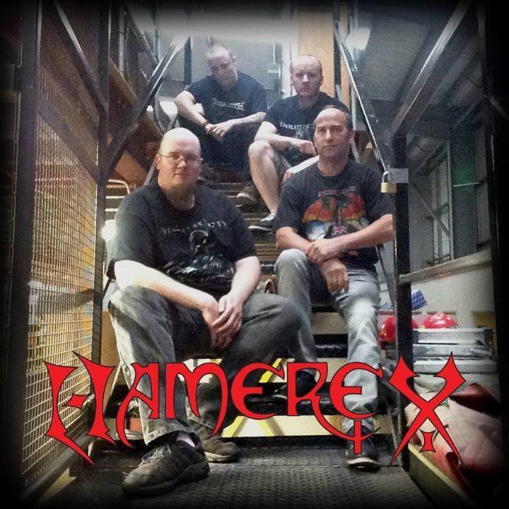Hamerex Tour Dates
