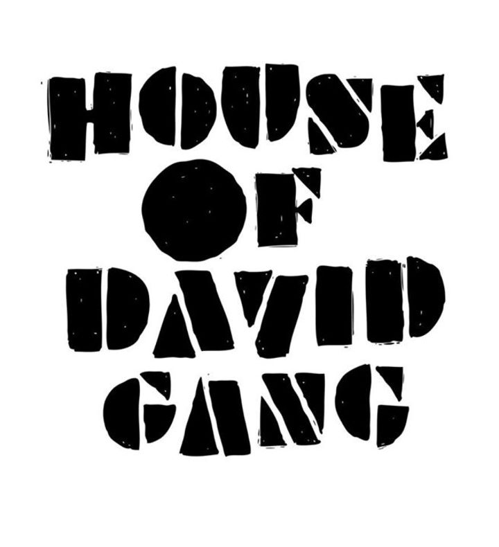 House of David Gang Tour Dates