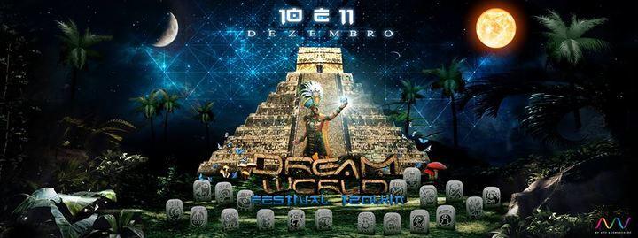 Perfect Specimen Project. @ Dream World Festival - Tzolkin 2016 - Fortaleza, Brazil