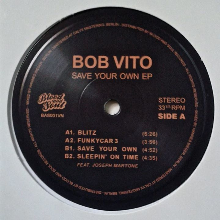 Bob Vito Tour Dates