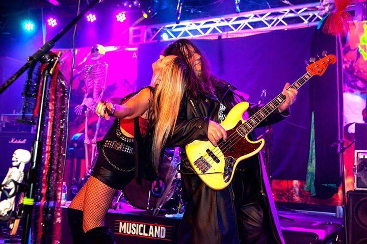 Pure Blonde Rock Show Tour Dates