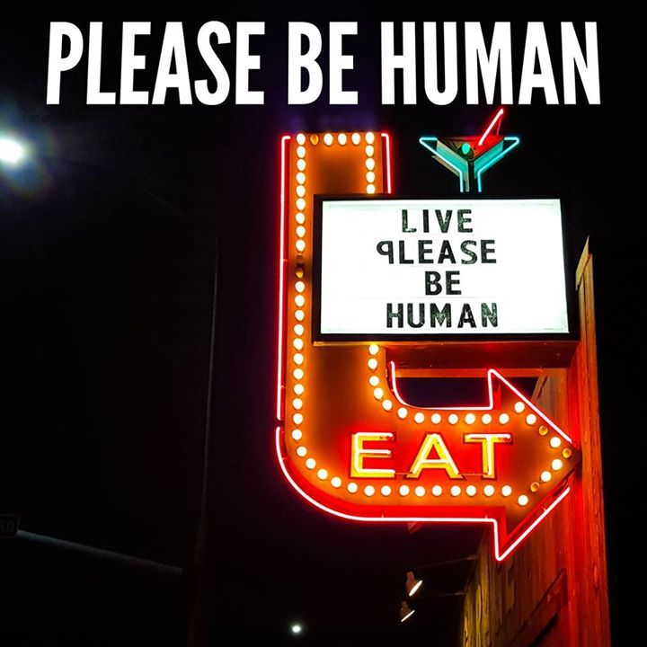Please Be Human Tour Dates