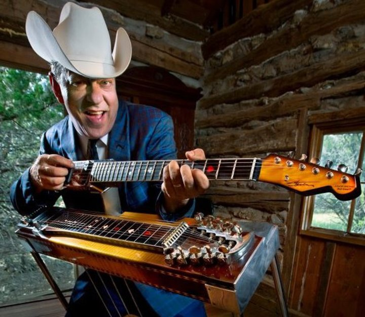 Junior Brown Fan Page Tour Dates