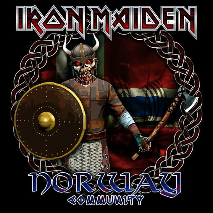 Iron Maiden Norway Community Tour Dates