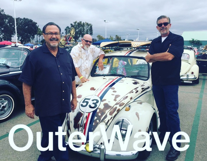 Outerwave Surf Band Tour Dates