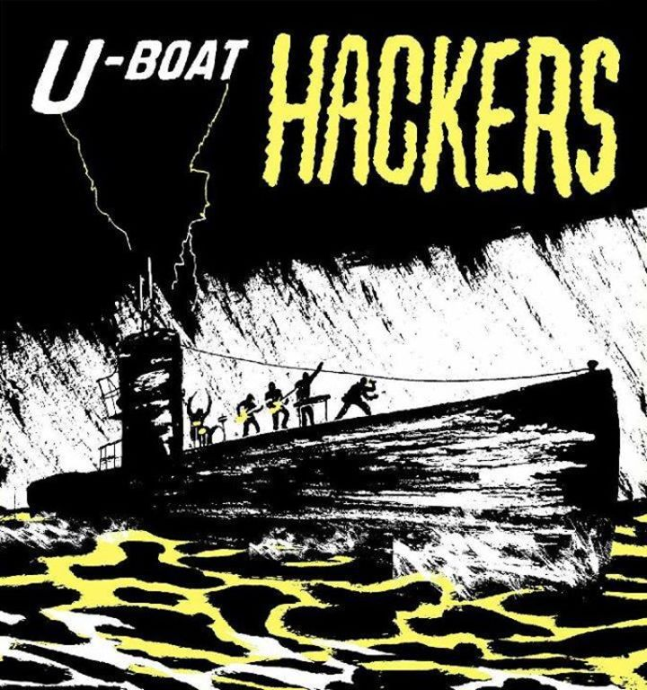 U-Boat Hackers Tour Dates