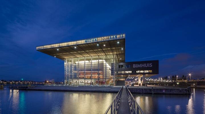 the Gloaming @ Muziekgebouw - Amsterdam, Netherlands