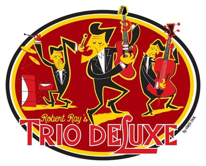 Robert Ray's Trio DeLuxe @ Blues Kitchen - London, United Kingdom